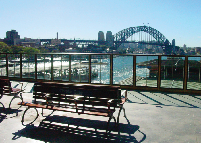how to get to circular quay