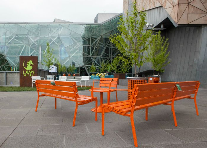 AILA Popup Park Street Furniture Australia - Furniture forum