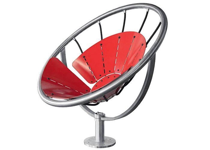 Company Director Magazine, Street Furniture Australia, flower chair full-sc