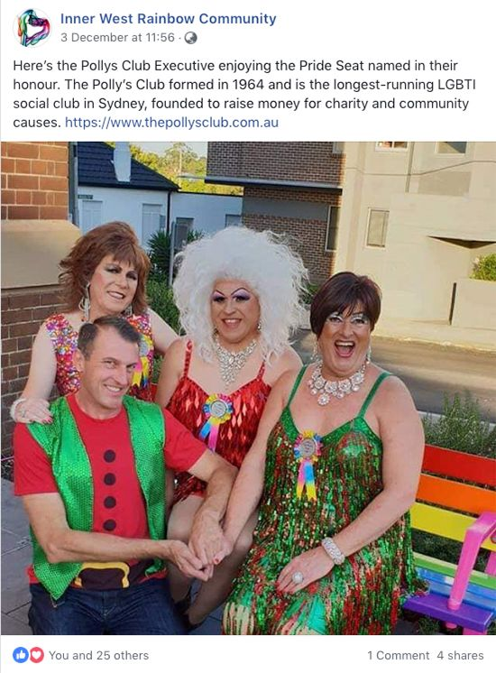 Inner West Rainbow Community Pollys Club
