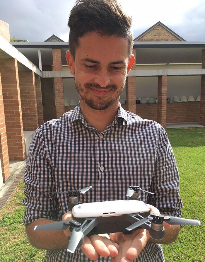 Matthew Drone Winner