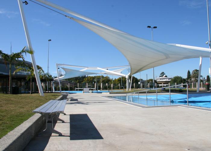 Granville Swimming Centre Street Furniture Australia