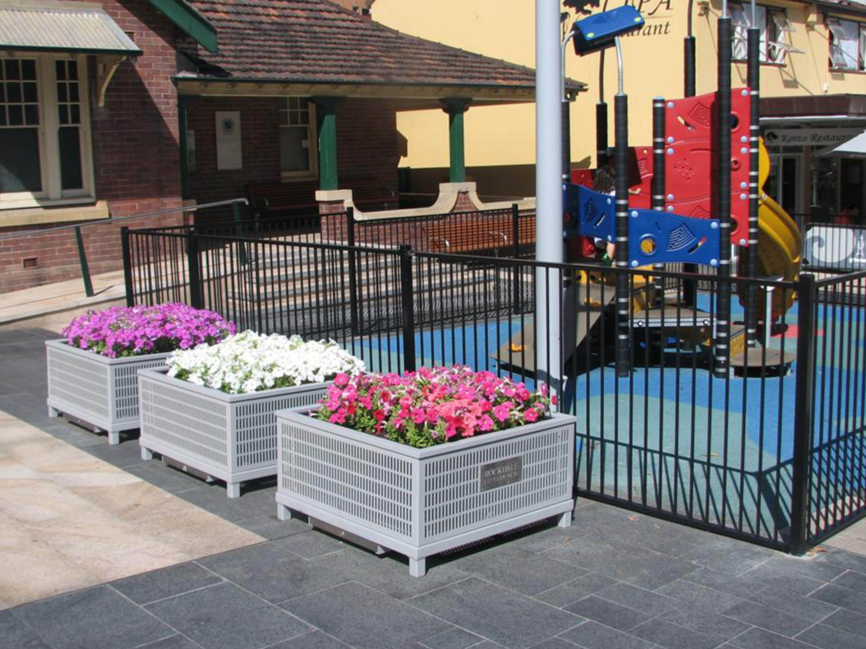 square planters 2