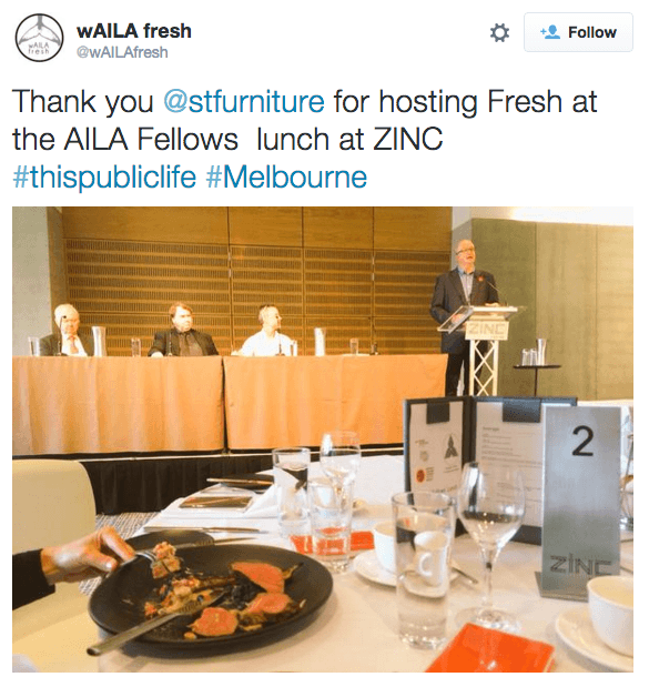 Fellows Lunch