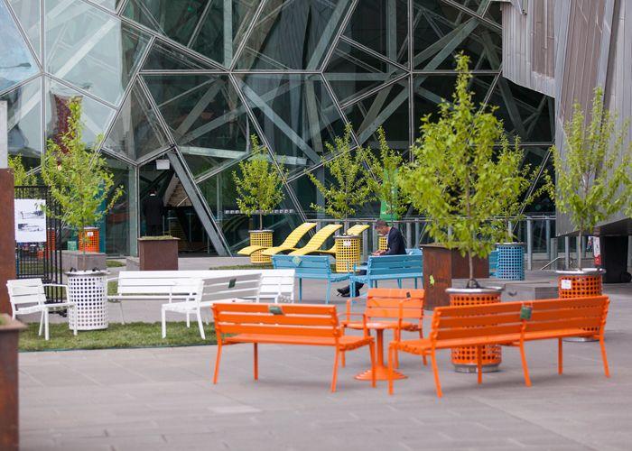Park Seat Street Furniture Australia
