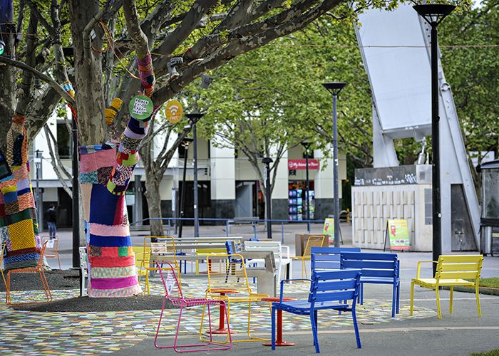 Garema Place in Canberra will be transformed for 8 days