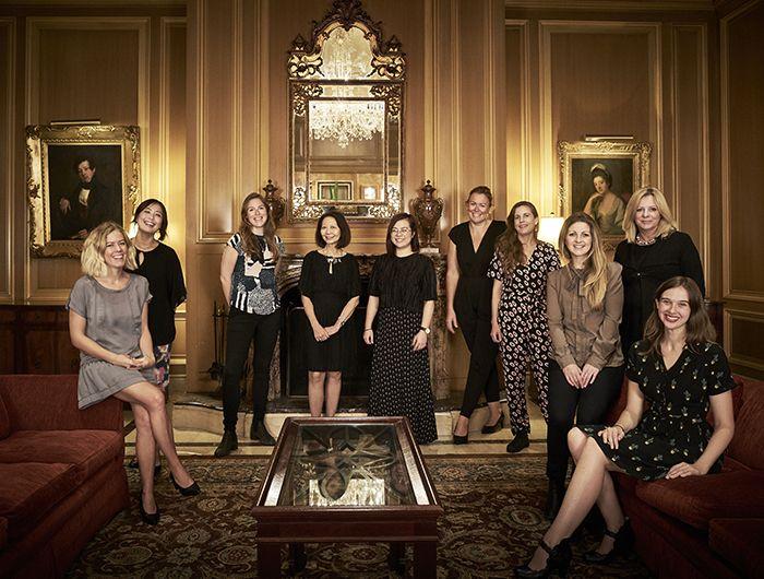 International Women's Day 2017 with Street Furniture Australia