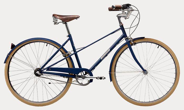 Papillionaire Mixte bicycle