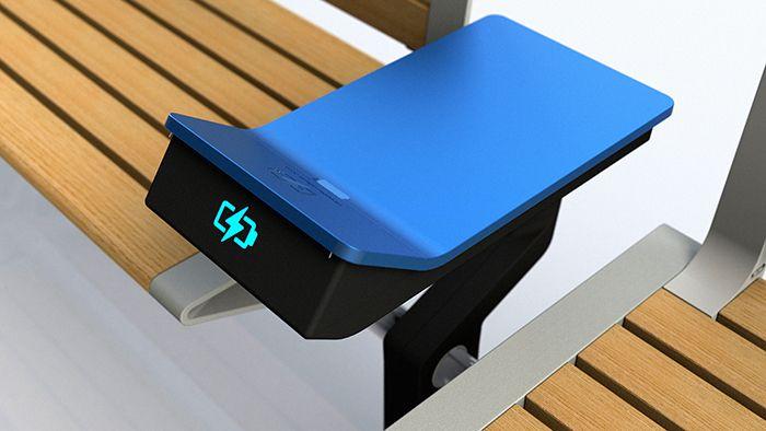 PowerMe by Street Furniture Australia