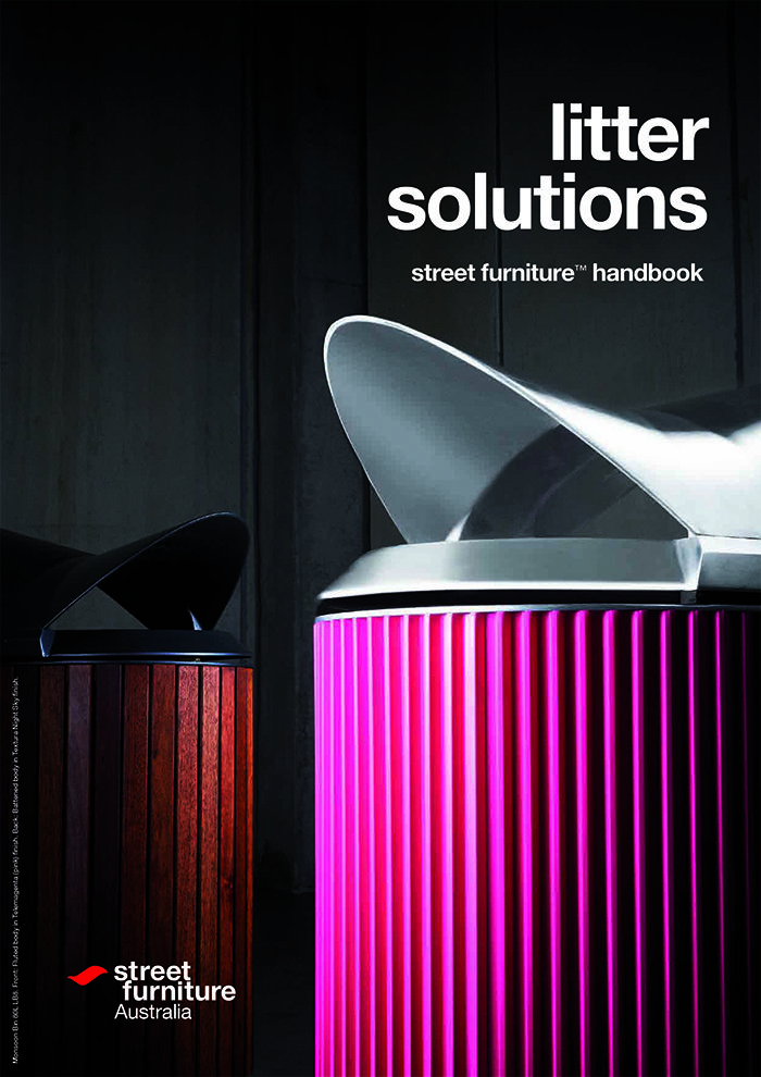 Cover-Litter Solutions by Street Furniture Australia-1