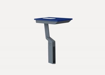 PowerMe Table, PM, in Textura Deep Ocean.