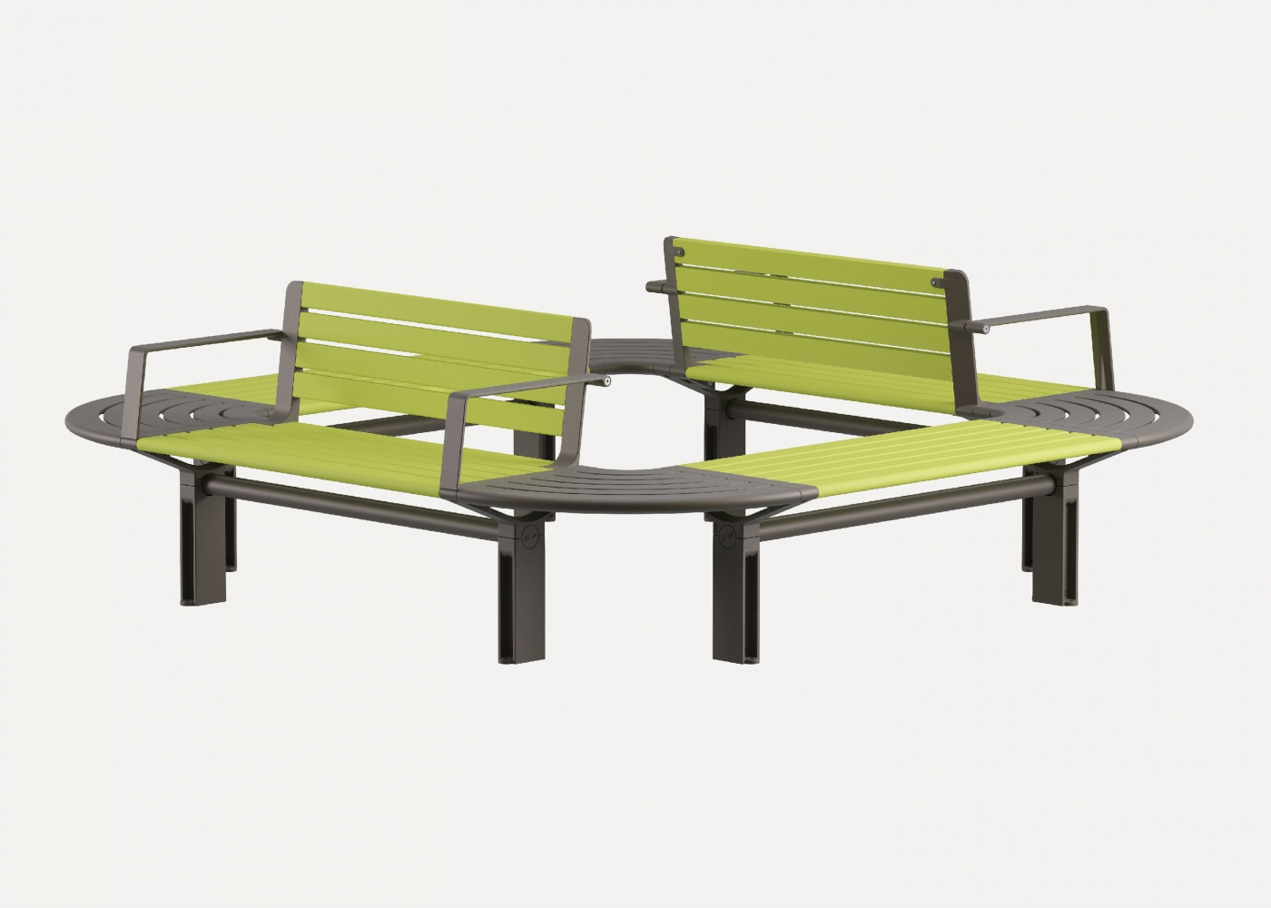 Fantastic Aria Curved Street Furniture Australia Gmtry Best Dining Table And Chair Ideas Images Gmtryco