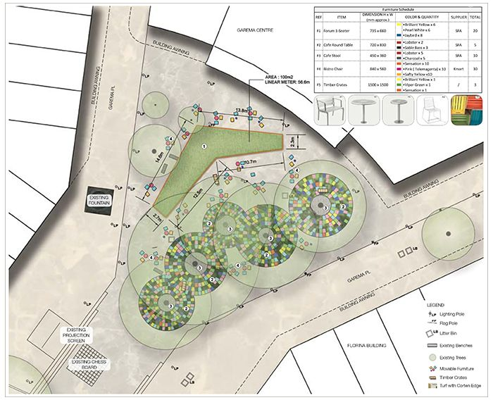Park design by Context Landscape Architects