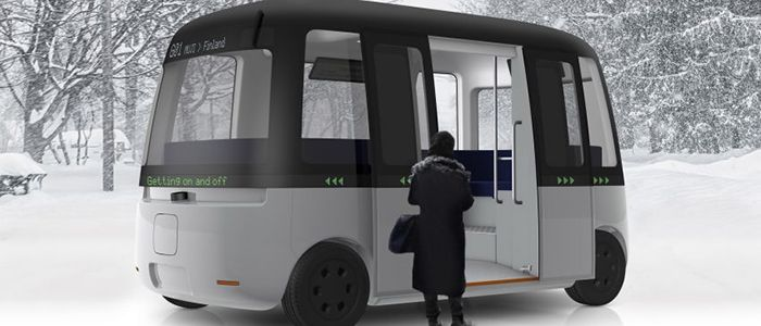 Muji Driverless Bus-tw