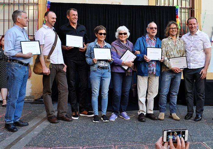 Pride Seat Nominees and Representatives