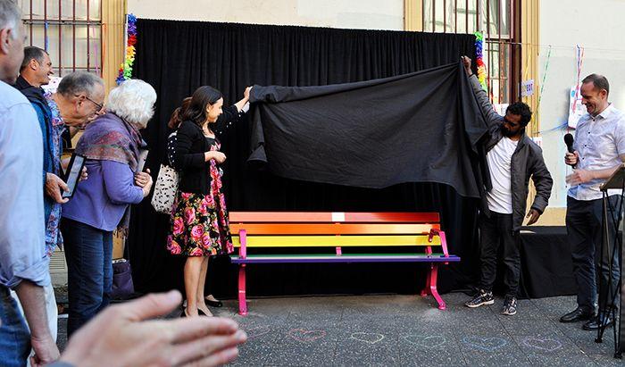 Pride Seat Unveiling-sc