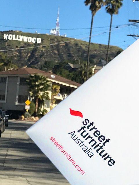 SFA Hollywood Sign