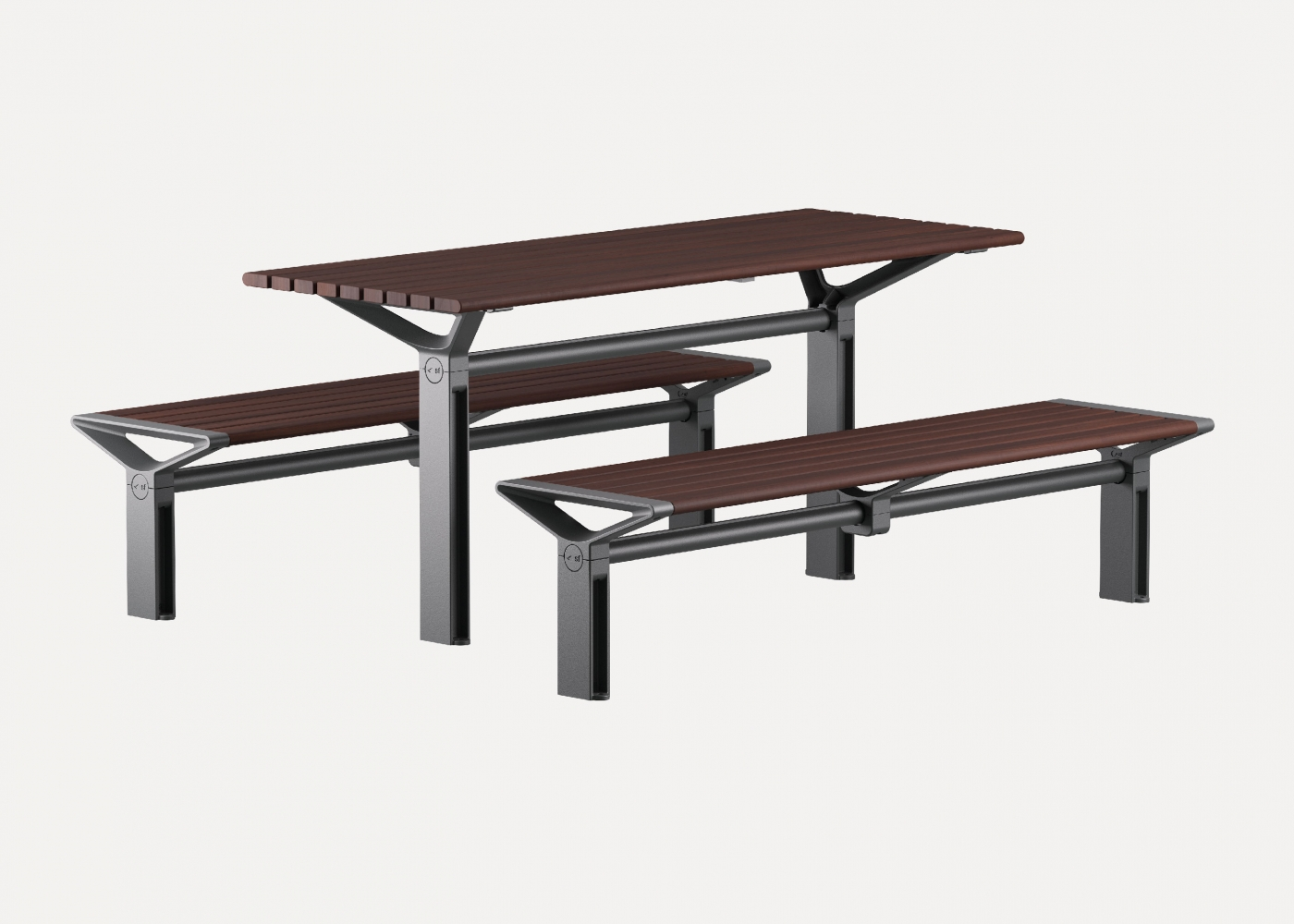 Aria Table Street Furniture Australia
